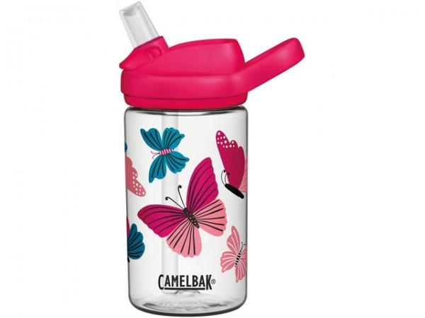 Trinkflasche Camelbak eddy KIDS colorblock butterflies